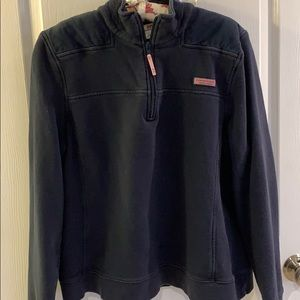 Vineyard Vines women's navy shep shirt. Size XL